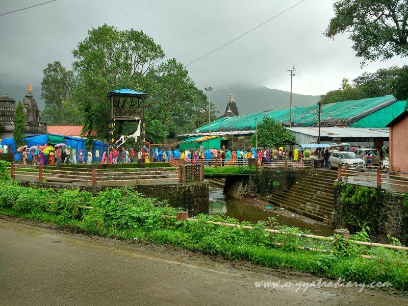 One of the twelve Jyotirlingas in Maharashtra, the Trimbakeshwar temple on Nag Panchmi