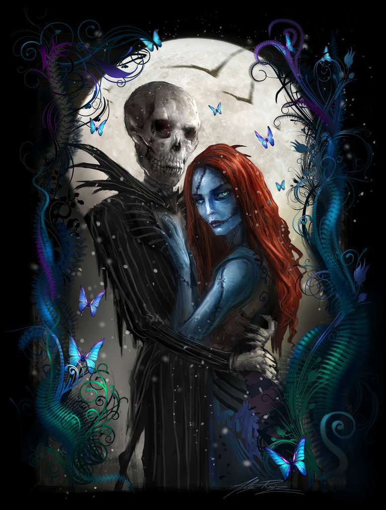 Fashion and Action: A Jack & Sally Portrait to Start ...