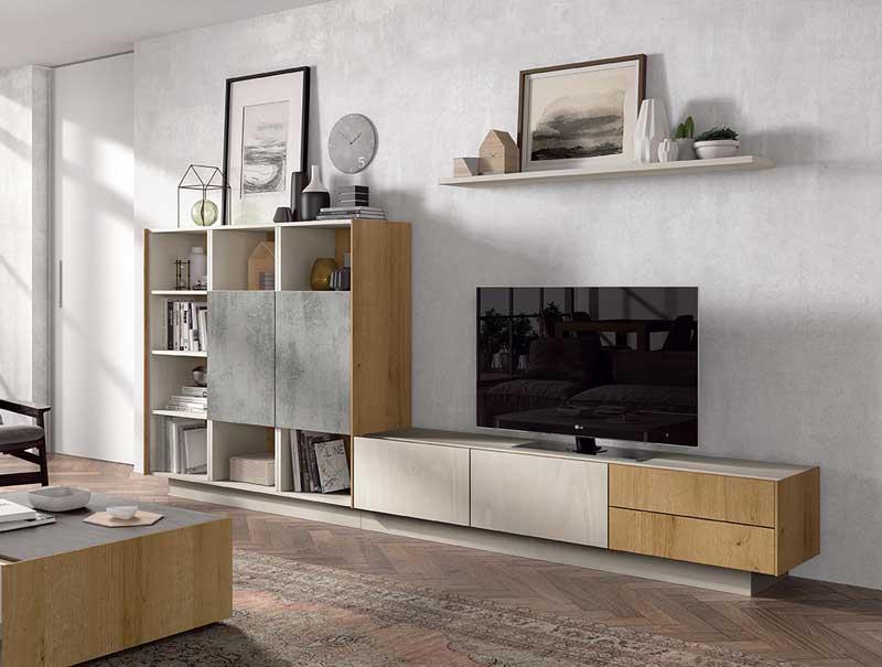 Arte Hábitat, tu tienda de muebles: Mueble de salón Royal 14 de ...