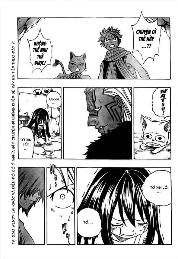 Fairy Tail chap 138 trang 3