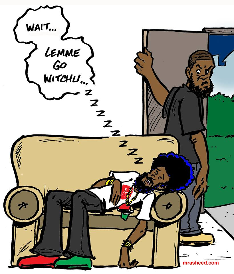 Premise Indicator Words: The Official Blog Of Cartoonist M. Rasheed: Notes While
