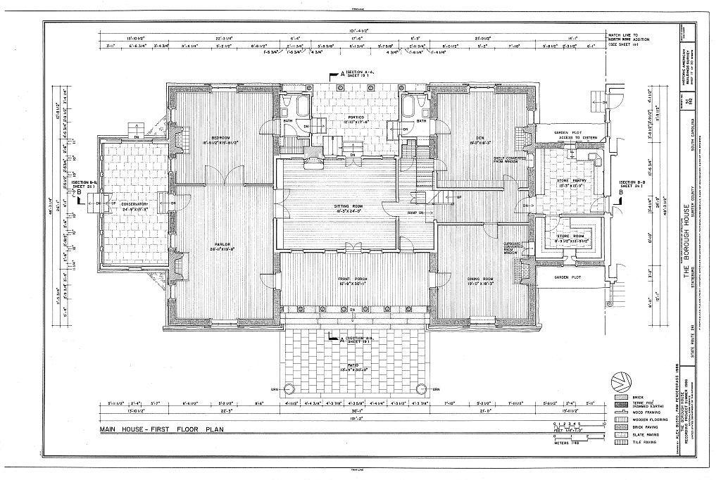 boroughhouse+main+plan Rammed Earth Tiny House Plans on tiny prefab house plans, tiny stucco house plans, tiny house house plans, tiny timber frame house plans, tiny passive house plans,