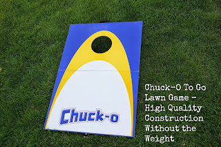 Chuck-O To Go Lawn Game