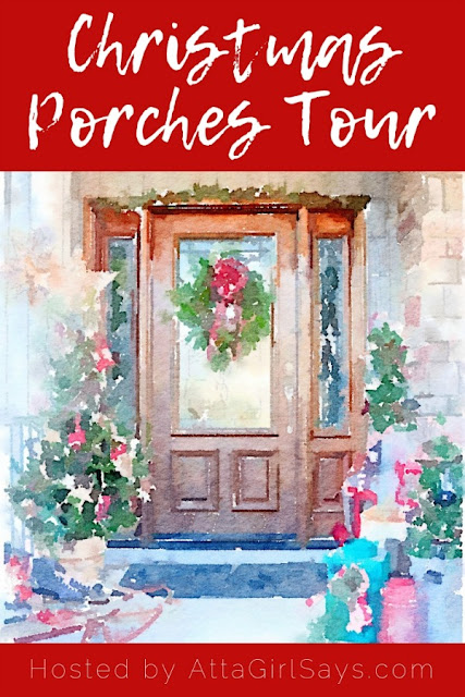 front porch tours