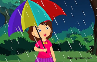10 lines on rainy season in hindi