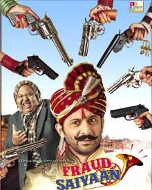 Fraud Saiyyan 2019 Hindi 480p WEB HDRip 300Mb x264