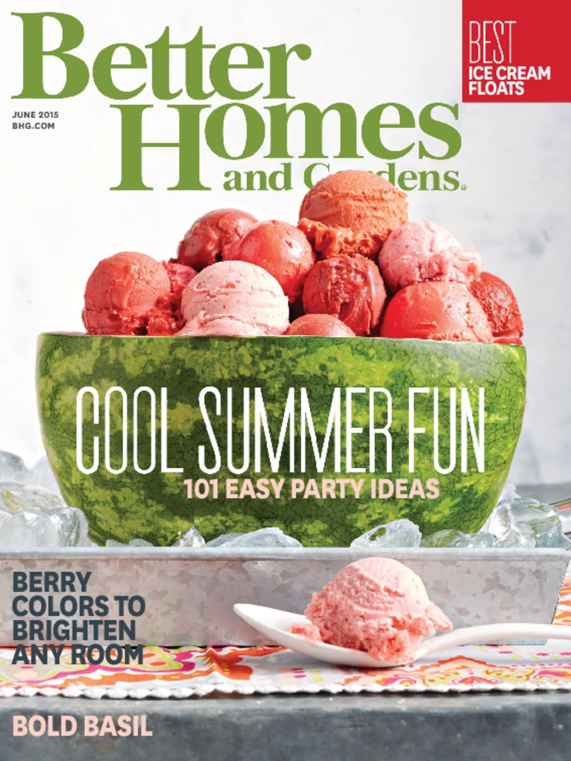 Better Homes and Garden| Walking On Sunshine Recipes