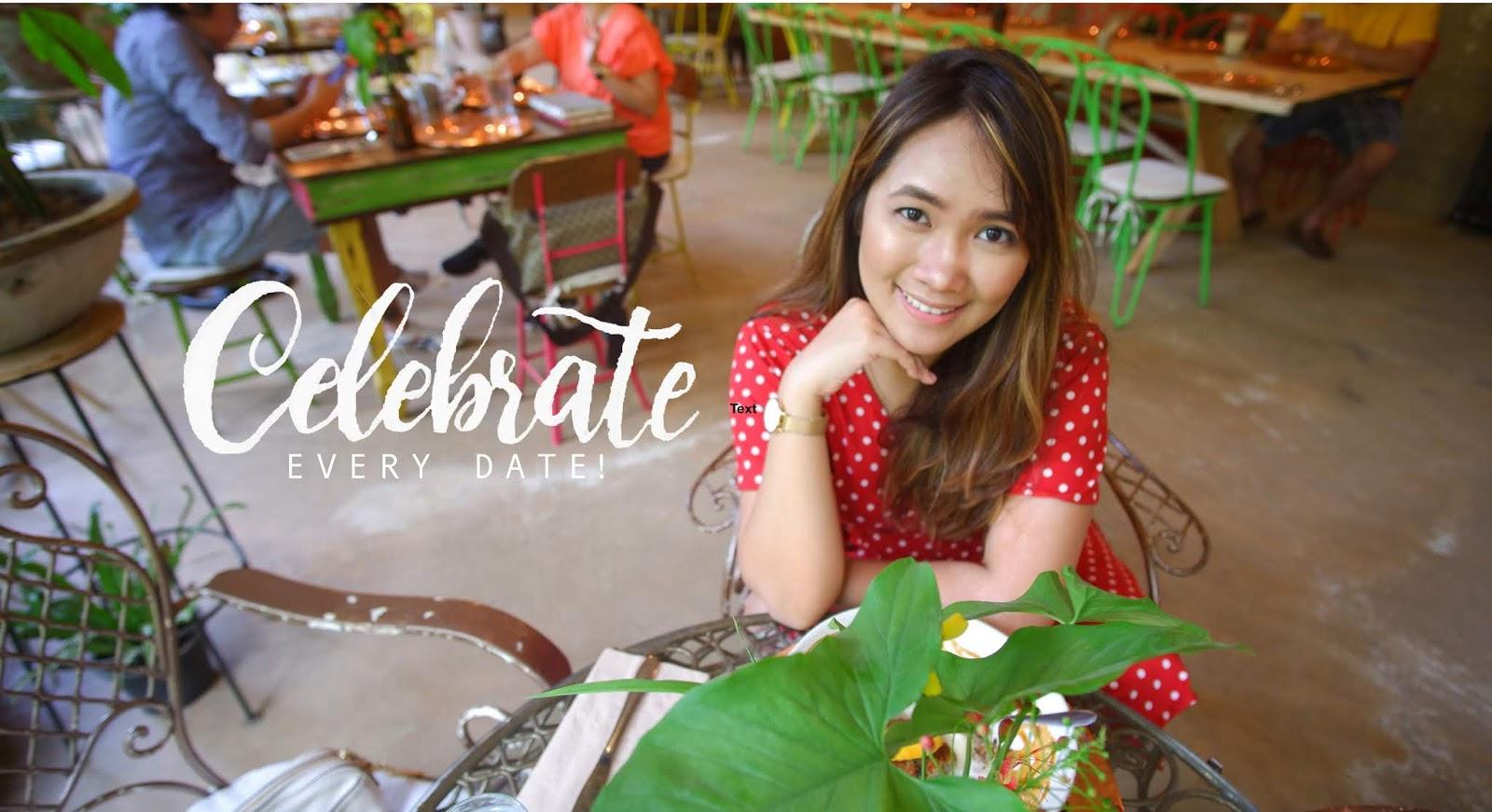Celebrate Every Date!