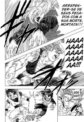 Dragon Ball Super Mangá 23
