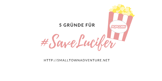#SaveLucifer, Lucifer Serie, PickUp Lucifer, Amazon Prime, Serienjunkie, Tom Ellis