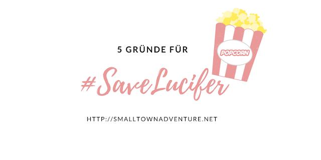 #SaveLucifer, Lucifer Serie, PickUp Lucifer, Amazon Prime, Serienjunkie, Tom Ellis