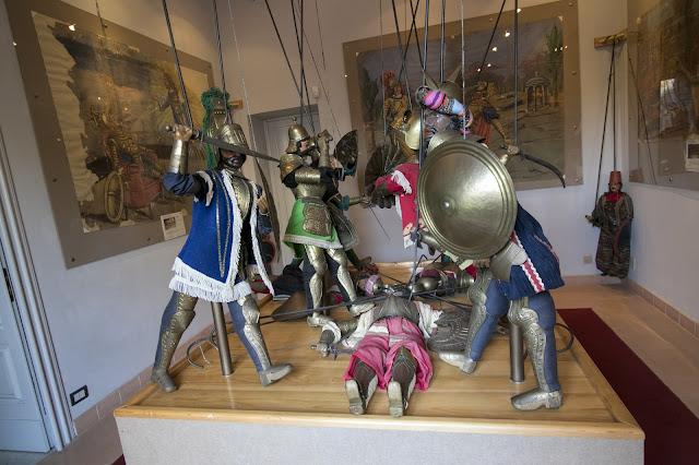 Museo del teatro dei pupi siciliani