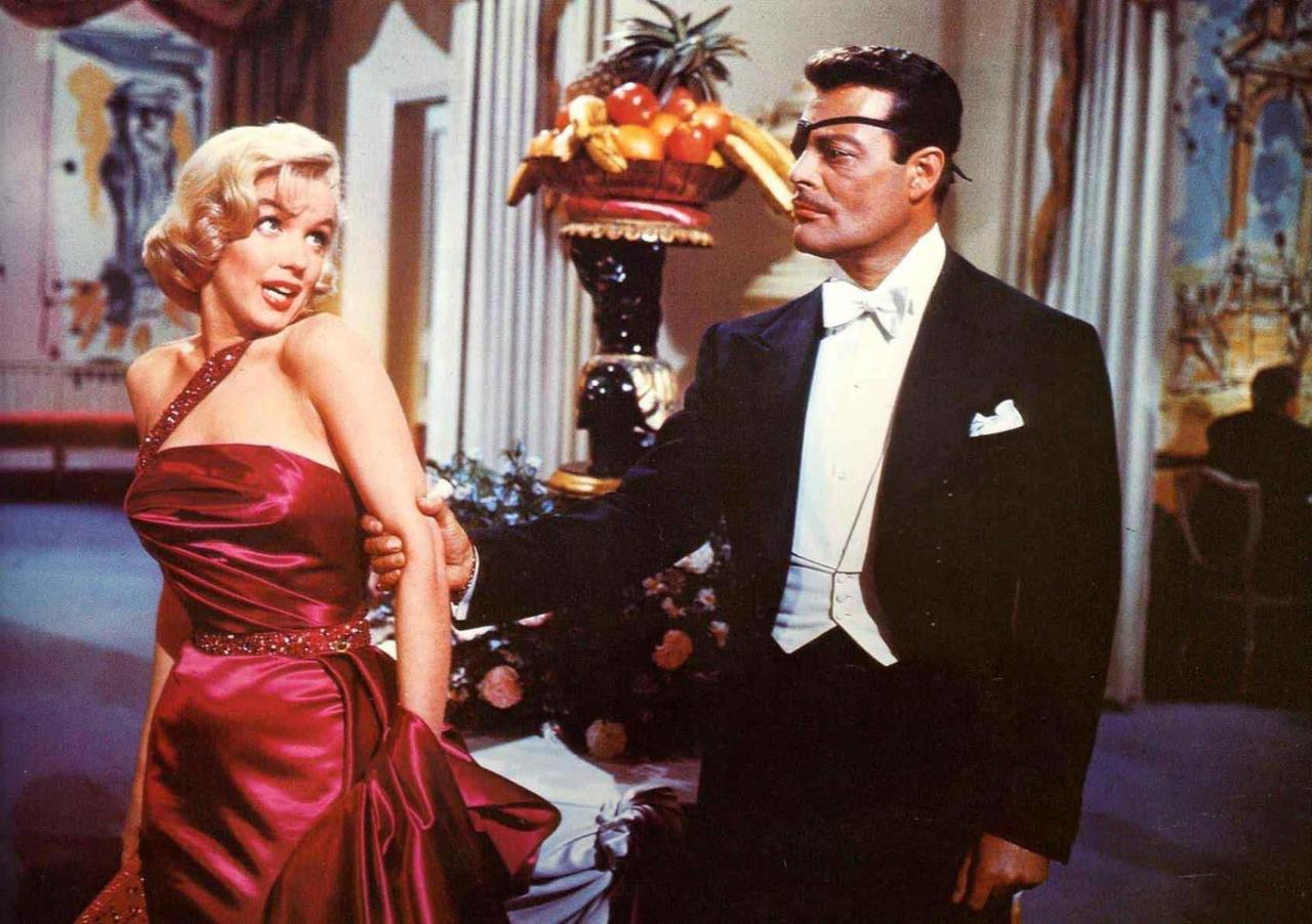 Golden Dreamland Fashionable Film How To Marry A Millionaire