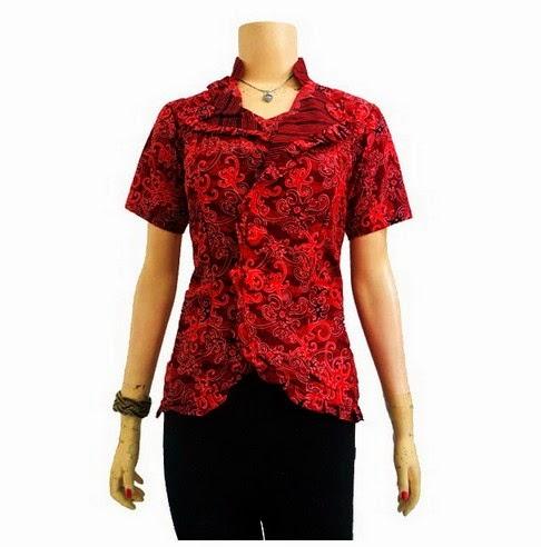 Kerah Baju Wanita Yang Sesuai Untuk Dipakai Trend Model Baju Terbaru