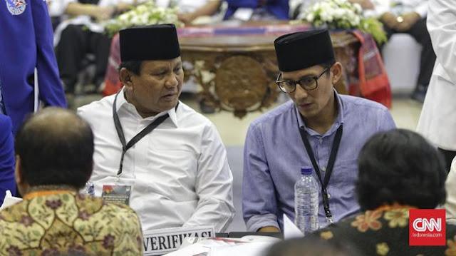 Djoko Santoso Tak Menolak Jadi Ketua Timses Prabowo-Sandiaga