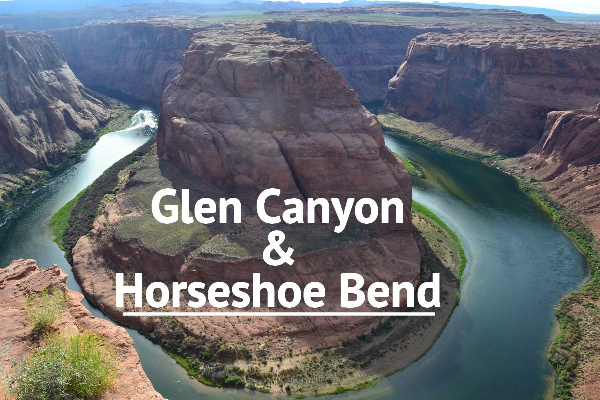 Glen Canyon, Horseshoe Bend