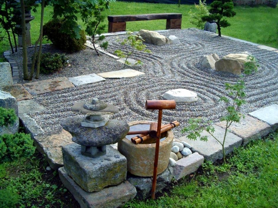 Giardini Moderni Zen : Giardino zen filosofia ed elementi edilizia in un click