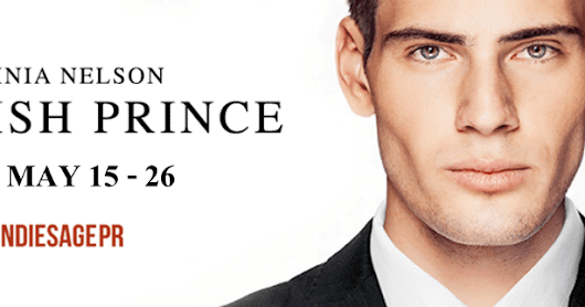 Now Live: THE IRISH PRINCE by Virginia Nelson {Giveaway/Excerpt}
