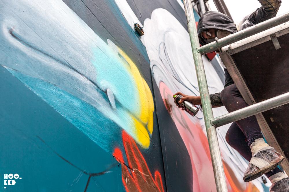 Irish Street Art Festival Waterford Walls