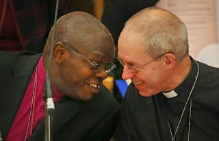 Sentamu and Welby