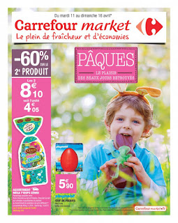 Catalogue Carrefour 11 au 16 Avril 2017