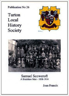 Turton Local History Society #26 - Samuel Scowcroft's Diary