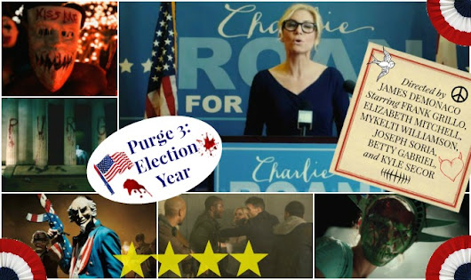 "'PURGE: ELECTION YEAR' REVIEW - ""THE SOUL OF OUR COUNTRY IS AT STAKE"" [SPOILERS]"