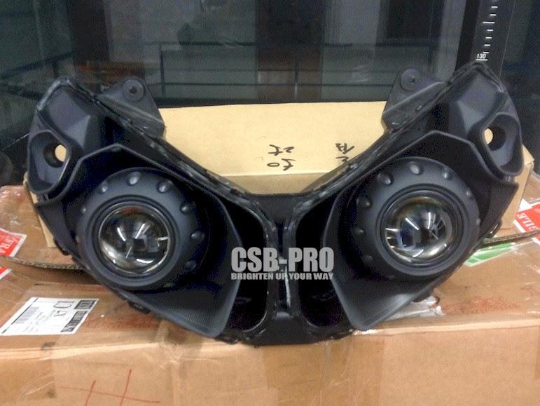 Csb Pro Autolight Trading Kawasaki Z1000sx Projector