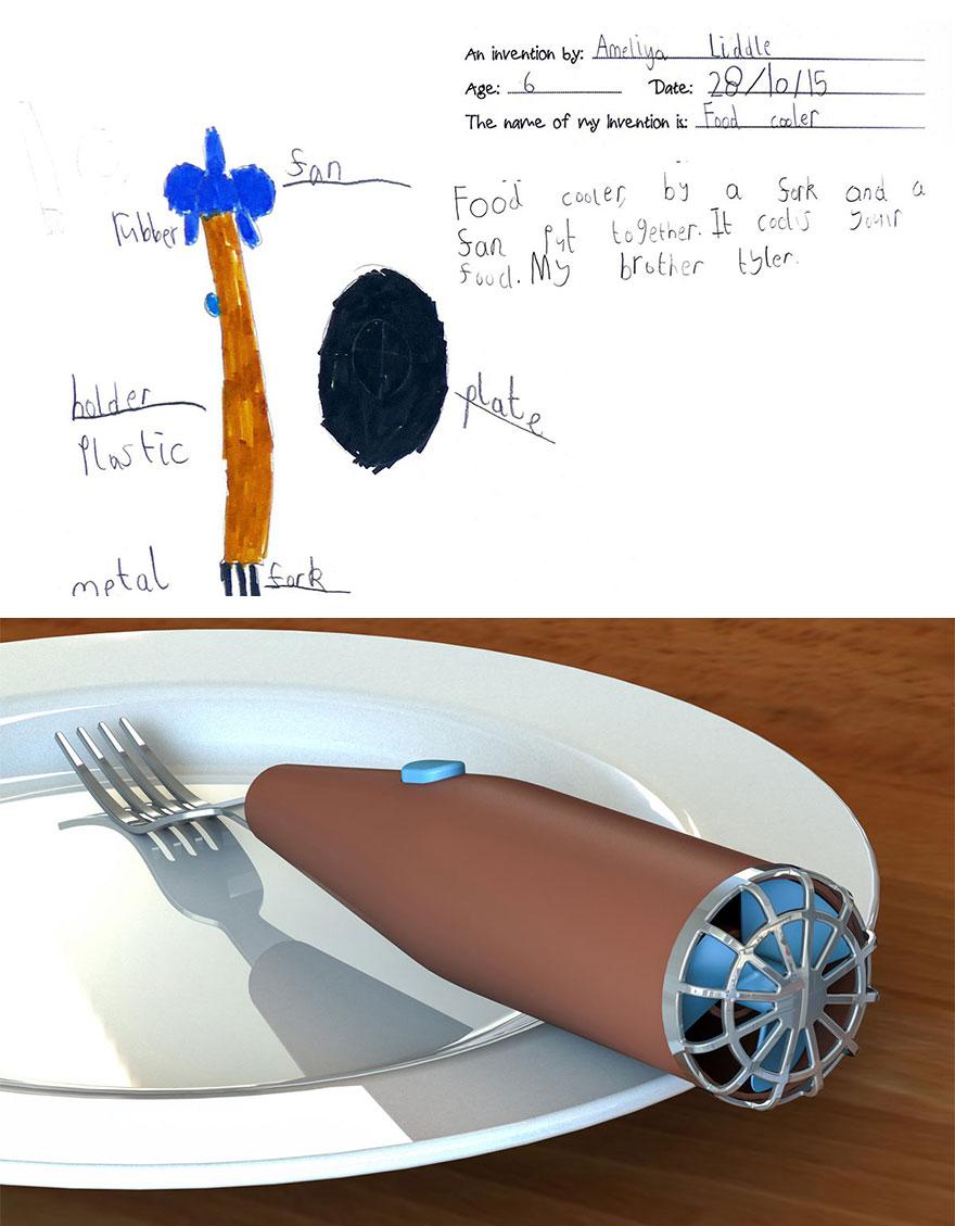 Food Cooler