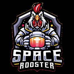 logo ayam petarung unik