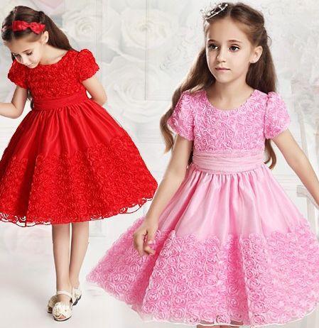 Model Baju Pesta Anak Bahan Brokat Fashion Tren