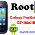 Como Fazer Root No Galaxy Pocket Plus (GT-S5301B)