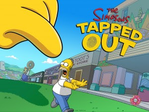 Download The Simpsons Tapped Out 4.18.6 MOD APK
