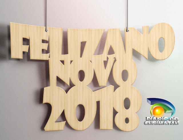 Já é 2018: Viva o ano novo