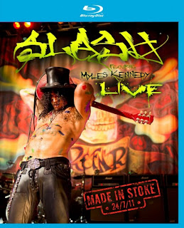 "Slash  ""Made In Stoke – 24/7/11"""