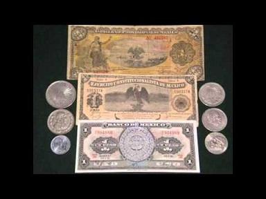 Monedas halladas con Rudolph Fentz