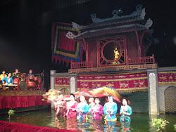 Teatro delle Marionette sull'acqua