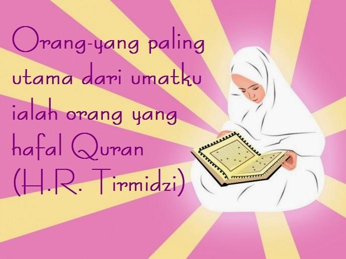 Kata Mutiara Untuk Anak Penghafal Al Quran Kumpulan Kata
