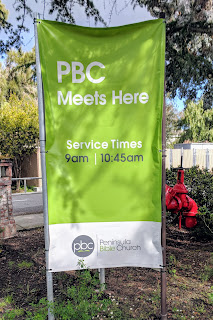 Peninsula Bible Church, Palo Alto, California