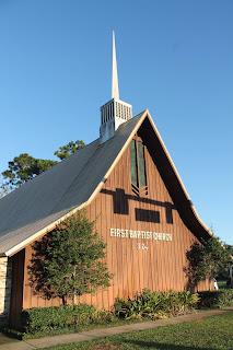 Iglesia en la SR 415