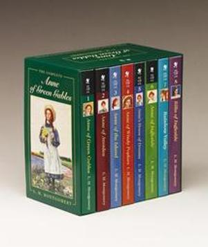 Literary Scribbles Book Review Anne Of Green Gables
