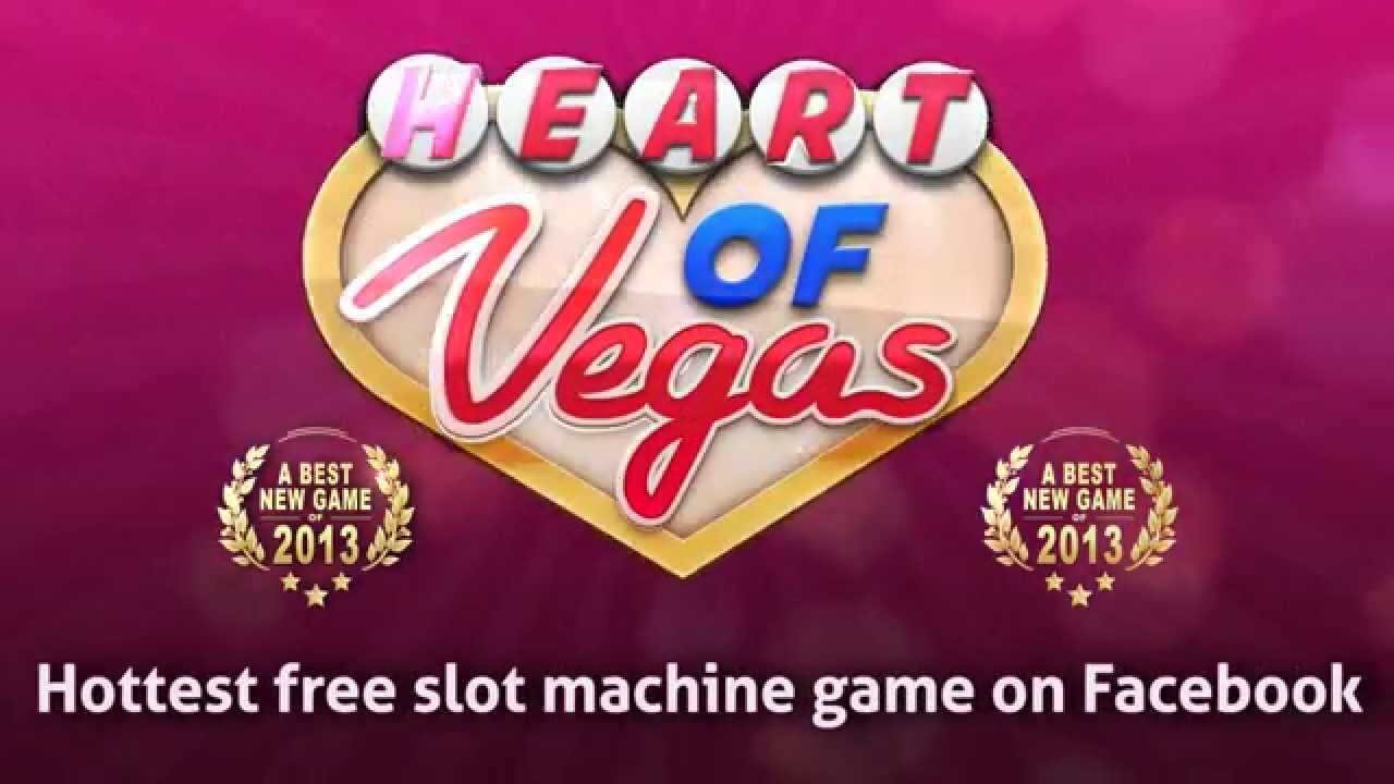 Play free heart of vegas slots
