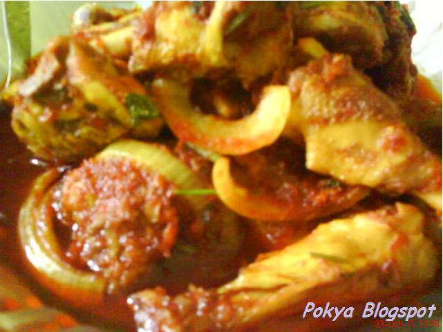 resepi ayam berlada kering pewarna Resepi Ikan Unga Enak dan Mudah