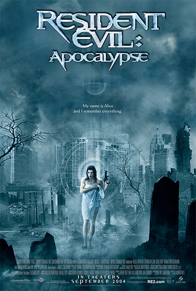 Resident Evil: Apocalipsis (HD 1080P y español – ingles 2004) poster box code