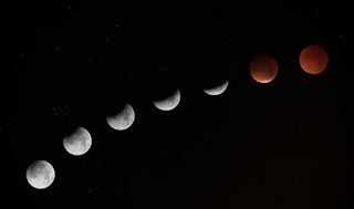 Cara Nonton Live Streaming Gerhana Bulan Super Bload Moon Online