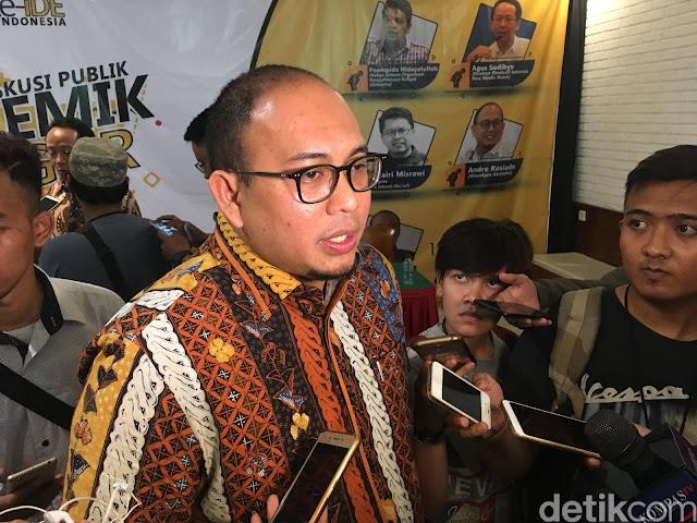 35,1% di Survei Alvara, BPN Prabowo: Hasil Internal di Atas 40%
