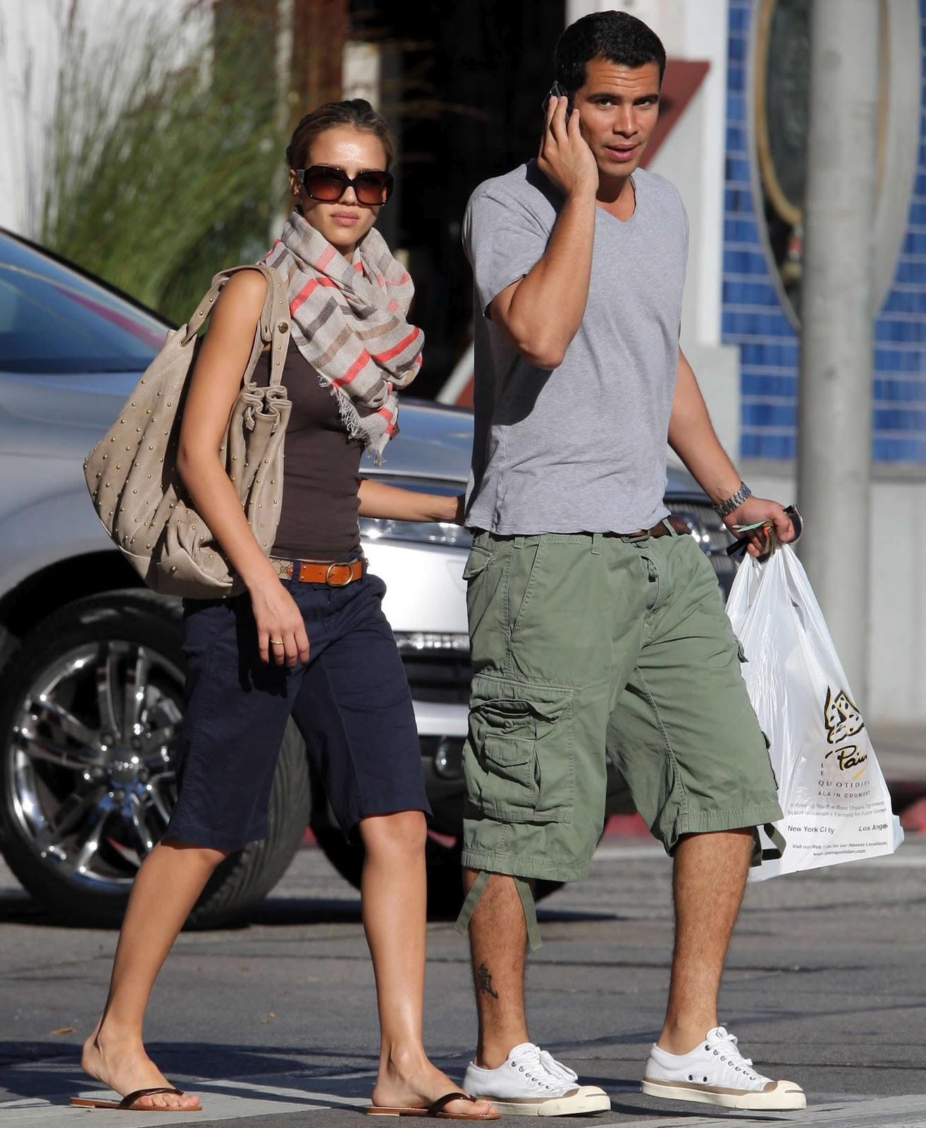 Is Jessica Alba dating Justin Timberlake