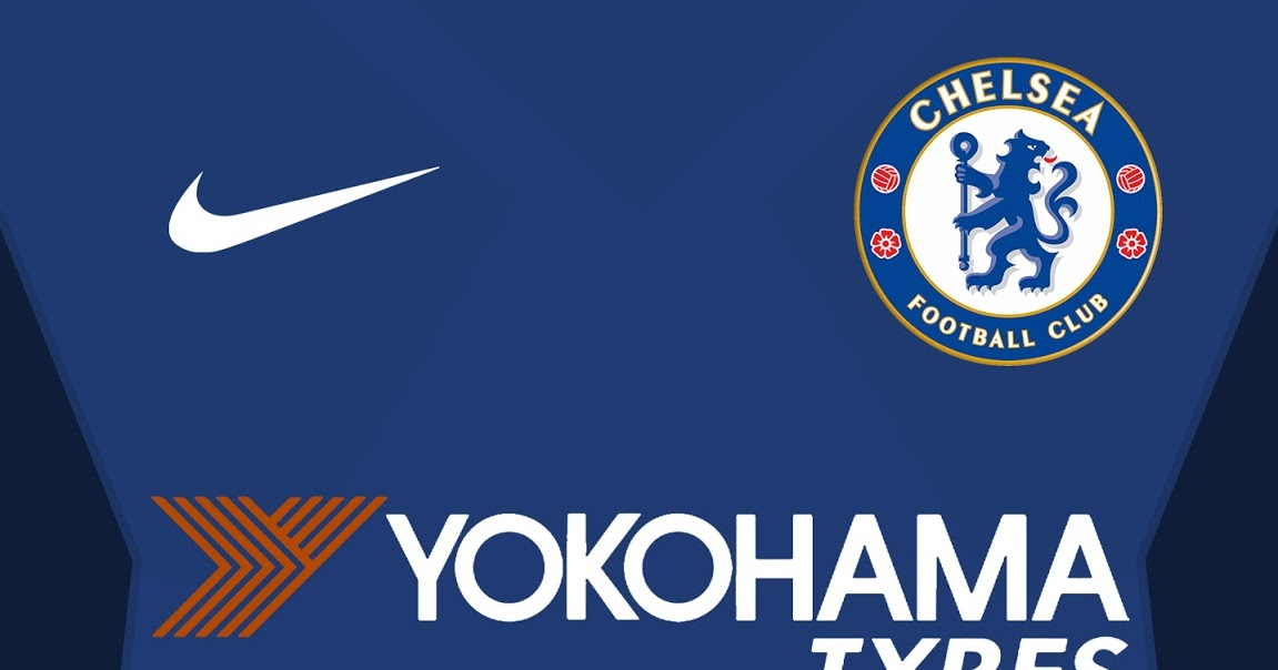 Wallpaper Jersey Chelsea FC 2017-2018 Premiere League ...