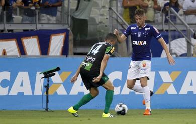 a5c2f5e4df Cruzeiro e América  empate em jogo ruim (Créditos  Washington Alves Light  Press)