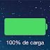 NO CARGUES TU BATERÍA AL 100.